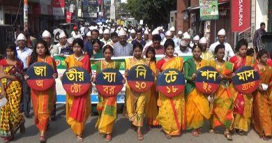 World Hand Wash Day observed in Jhenidah