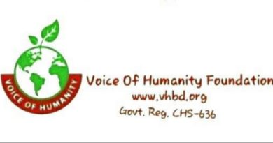 Voice of Humanity Foundation Launched Tele-Medicine Services for Coronavirus